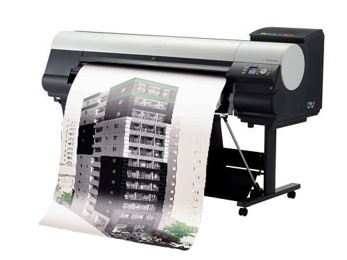 Architectural-canon Ink Jet Printer for plans and drawings